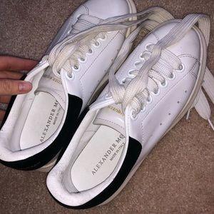 Alexander McQueen Shoes - Alexander McQueen platform sneakers